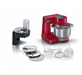 Robot de Cozinha Bosch MUM Serie | 2 700W Vermelho