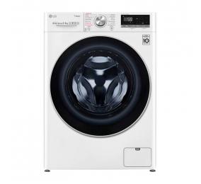Máquina de Lavar e Secar Roupa LG F4DV5009S0W 9/6 kg 1400RPM E Branca