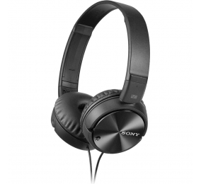 Headphones Sony MDR-ZX110NA Noise Cancelling Pretos