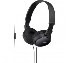 Headphones Sony MDR-ZX110AP Pretos