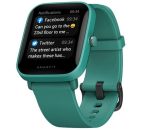 Smartwatch Amazfit Bip U Pro Verde