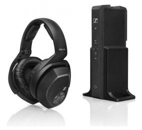 Headphones Sennheiser RS 175-U Wireless Pretos