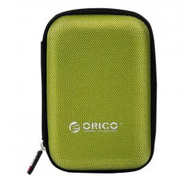 """Bolsa de Proteção Orico PHD-25 para HDD/SSD 2.5"""" Verde"""