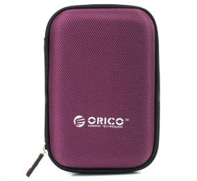 "Bolsa de Proteção Orico PHD-25 para HDD/SSD 2.5"" Roxa"