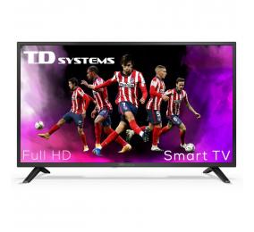 "Televisão Plana TD Systems K40DLJ12FS SmartTV 39.5"" LED FHD Android"