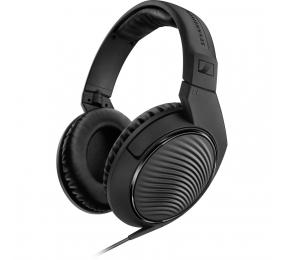 Headphones Sennheiser HD 200 PRO Studio Pretos