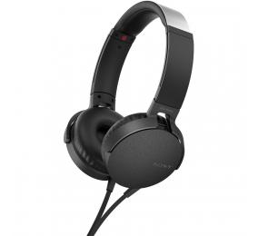 Headphones Sony XB550AP Extra Bass Pretos
