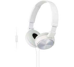 Headphones Sony MDR-ZX310AP Brancos
