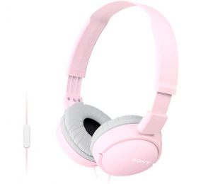 Headphones Sony MDR-ZX110AP Rosa