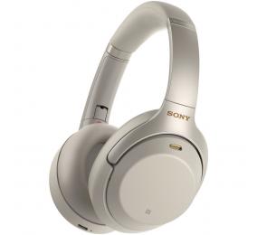 Headphones Sony WH-1000XM3S Bluetooth ANC NFC Prateados
