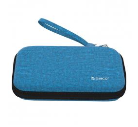 """Bolsa de Proteção Orico PH-D1 Medium-Size para HDD/SSD 2.5"""" Azul"""