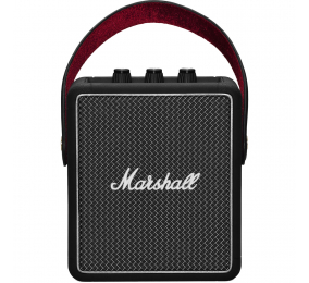 Coluna Marshall Stockwell II Bluetooth Preta