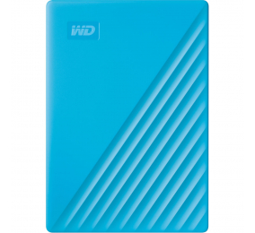 "Disco Externo 2.5"" Western Digital My Passport 2TB USB 3.2 Azul"