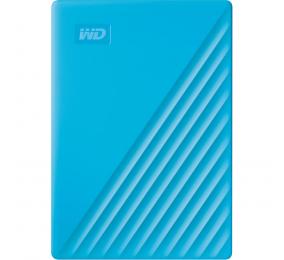 "Disco Externo 2.5"" Western Digital My Passport 4TB USB 3.2 Azul"