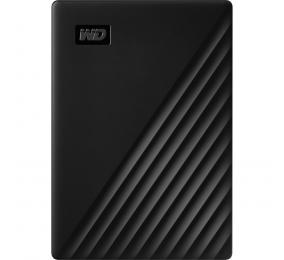 "Disco Externo 2.5"" Western Digital My Passport 5TB USB 3.2 Preto"