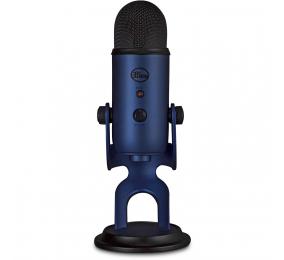 Microfone Blue Yeti USB Midnight Blue