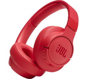 Headphones JBL T750 BTNC Wireless Over-Ear ANC Vermelhos