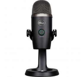 Microfone Blue Yeti Nano USB Black
