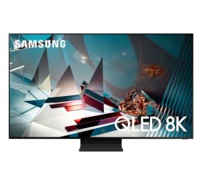"Televisão Plana Samsung Q800T SmartTV 65"" QLED 8K UHD"