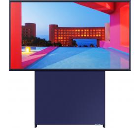 "Televisão Plana Samsung LS05T The Sero SmartTV 43"" QLED 4K UHD"