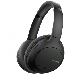 Headphones Sony WH-CH710N Wireless Noise Cancelling Pretos