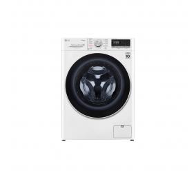 Máquina de Lavar e Secar Roupa LG F2DV5S85S2W 8.5/5kg 1200RPM E Branca