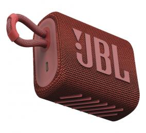 Coluna Portátil JBL GO 3 Bluetooth Vermelha