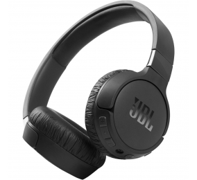 Headphones JBL Tune 660NC Bluetooth Pretos