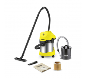 Aspirador Karcher MV 3 Premium Fireplace Kit