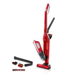 Aspirador Vertical Bosch Serie | 4 Recarregável Flexxo ProAnimal 25.2V Vermelho