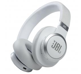 Headphones JBL Live 660NC Bluetooth Brancos