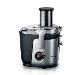 Centrifugadora Bosch VitaJuice 4 MES4000 1000W Prateada