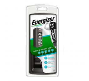 Carregador Energizer Universal AA/AAA/C/D/9V