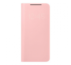 Capa Samsung Smart LED View Cover Samsung Galaxy S21 Pink
