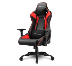 Cadeira Gaming Sharkoon Elbrus 3 Preta/Vermelha