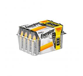 Pilhas Alcalinas Energizer Alkaline Power LR03 AAA (24 Unidades)