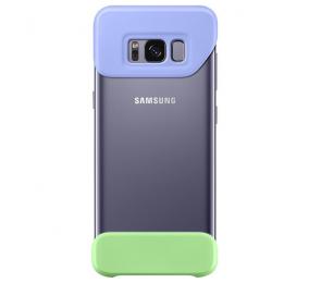 Capa Samsung 2Piece Cover Galaxy S8+ Violeta