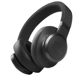 Headphones JBL Live 660NC Bluetooth Pretos
