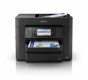 Impressora Epson Multifunções WorkForce WF-4830DTWF