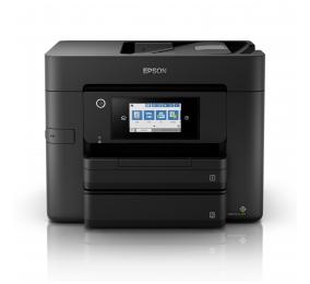 Impressora Epson Multifunções WorkForce WF-7840DTWF