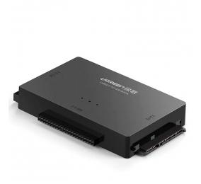 Conversor UGREEN US160 USB para SATA + 3.5 IDE + 2.5 IDE
