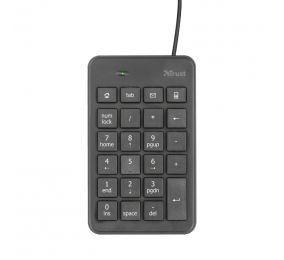 Keypad Trust Xalas USB Numérico