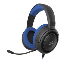 Headset Corsair HS35 Stereo Azul