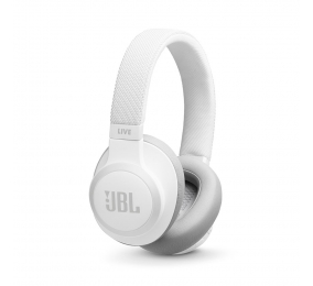 Headphones JBL Live 650BTNC Bluetooth Brancos