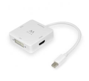 Cabo Conversor Ewent EW9863 Mini DisplayPort para HDMI/DVI/VGA