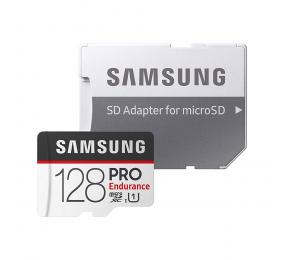 Cartão Memória Samsung PRO Endurance UHS-I U1 microSDXC 128GB