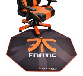 Tapete de Cadeira Florpad Fnatic