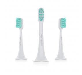 3 Recargas Verdes para Escova de Dentes Elétrica Xiaomi Mi Electric Toothbrush