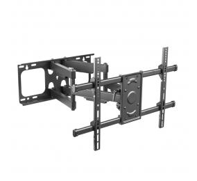 "Suporte Ewent EW1526 Full Motion TV Wall Mounting Bracket XL 37-70"""
