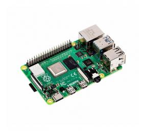 Placa SBC Raspberry Pi 4 Modelo B 2GB